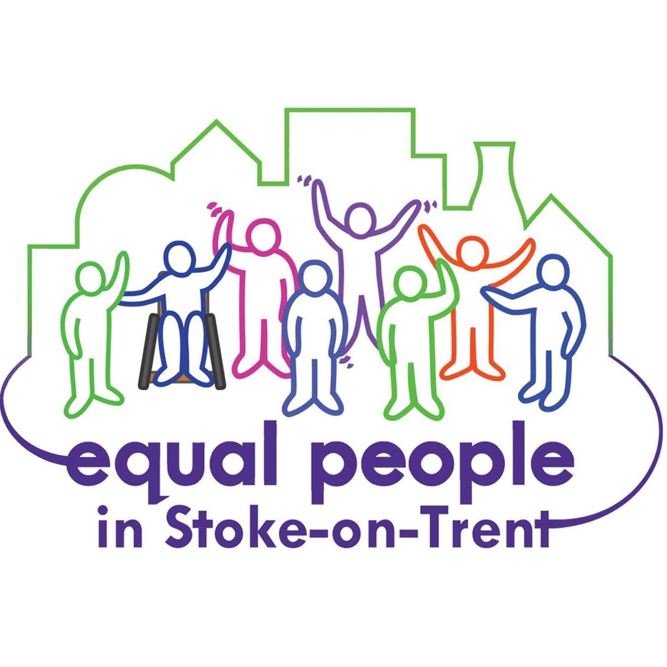 Equal People in Stoke on Trent